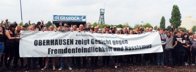 Antifaschistisches Bündnis Oberhausen ruft zu Protest gegen den AfD-Landesparteitag NRW auf